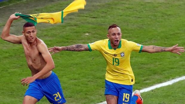 [TLMD National- LV] Brasil se siente campeón tras penal que decreta el 3-1
