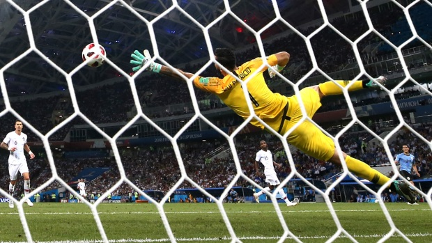 Los mejores goles de la Copa Mundial de la FIFA 2018