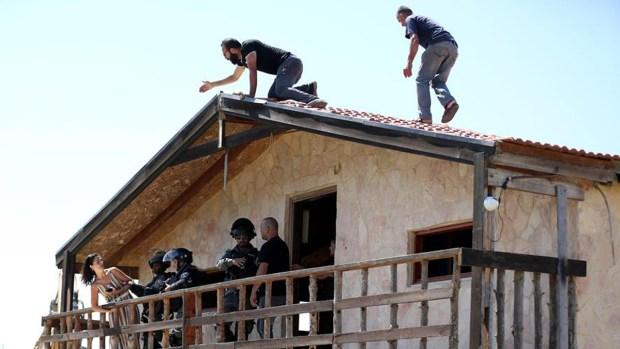 Implacable: Israel demuele un conocido restaurante palestino