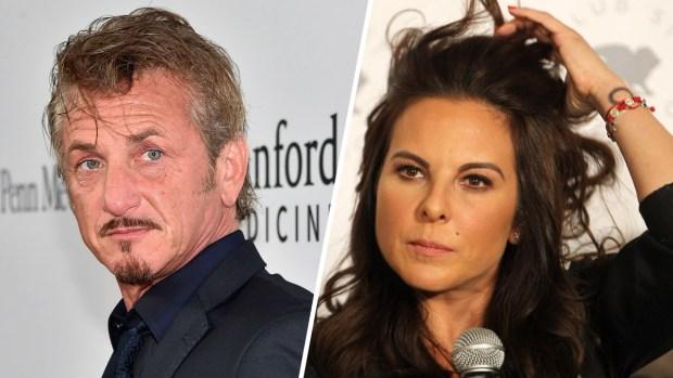 """Kate cree que Sean Penn ayudó a entregar a """"El Chapo"""""""