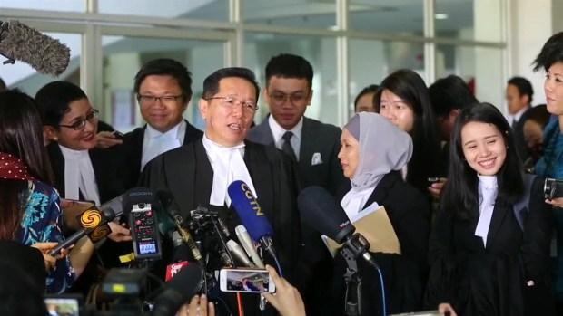 [TLMD - LV] En libertad una de las dos acusadas de matar al hermano de Kim