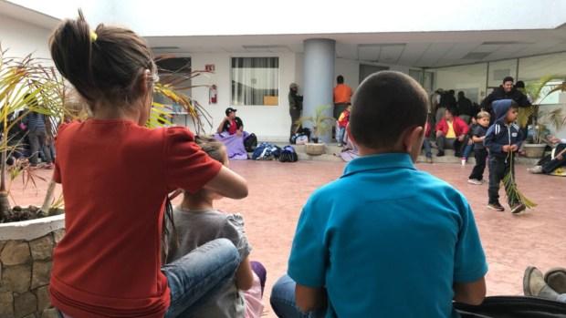 Una videollamada puede salvar a menores migrantes