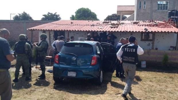 Policía abate a presuntos sicarios del Cartel Jalisco