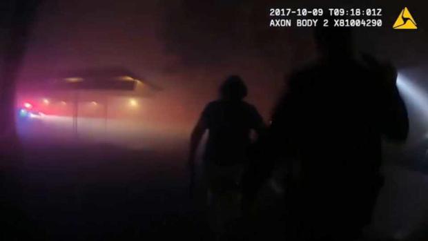 [TLMD - Bahia] Impresionantes imágenes de evacuaciones durante incendios en Santa Rosa