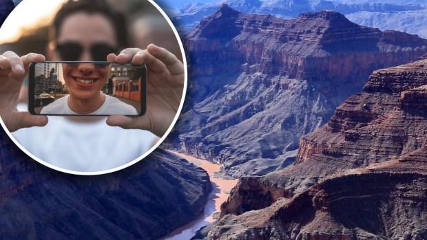 """[TLMD - LV] """"Selfie"""" mortal: cae al vacío buscando la foto perfecta"""