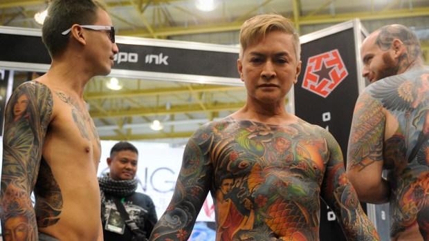 Conoce uno de los mayores festivales de tatuaje