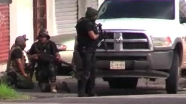 """""""¡No podemos salir!"""": cómo se sintió el feroz tiroteo en Culiacán"""