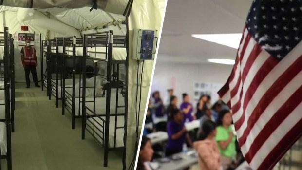 [TLMD - LV] Por dentro: nuevo centro de detención con aulas para niños migrantes