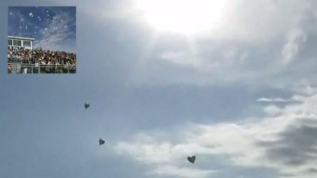 [TLMD - LV] Un globo por cada víctima mortal: homenaje en El Paso