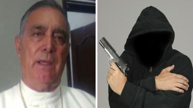 """¿No más homicidios? Padre hace pacto en """"nombre de Dios"""" con el narco"""