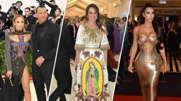 ¿Irrespeto? Extravagante mezcla de religión y moda