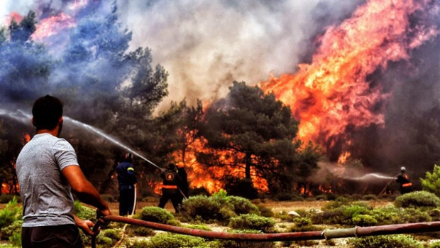 Quemados y abrazados: por qué las víctimas de un incendio no lograron salvar sus vidas