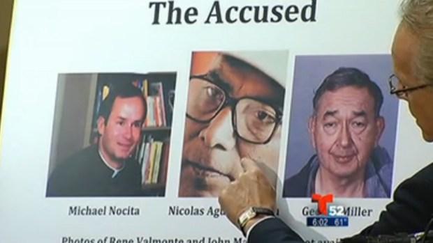 Video: Relatan abuso sexual de sacerdotes
