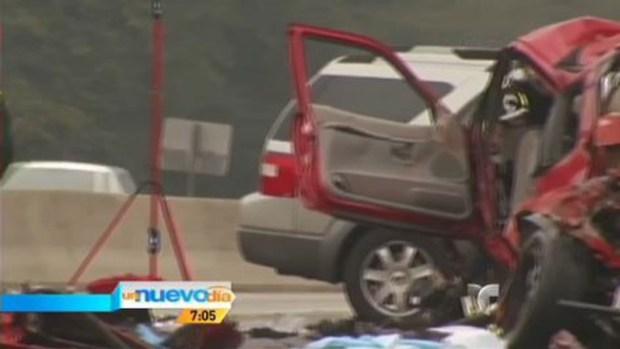 Video: Dos accidentes dejan 11 muertos