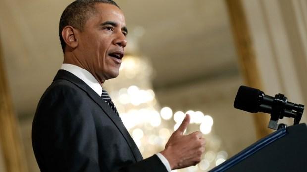 "Video: Obama: ""la reforma migratoria, este año"""