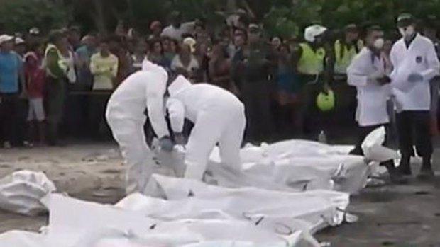 Video: Colombia: mueren 32 niños calcinados