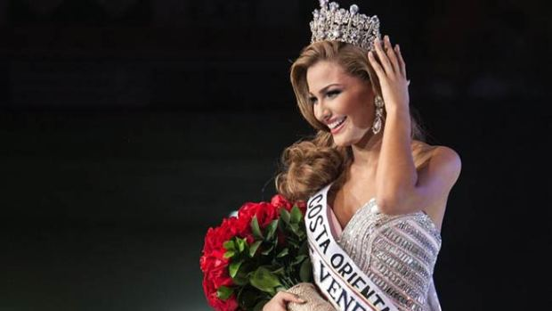 Video: Miss Venezuela:  Migbelis Castellano