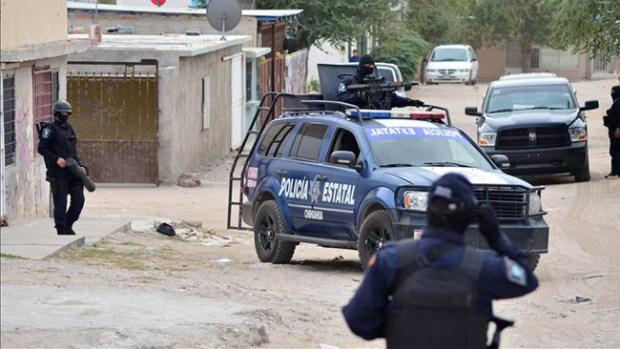 Video: México: dice masacre fue por $115