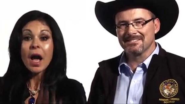 Video: María Conchita Alonso, ¿antiinmigrante?
