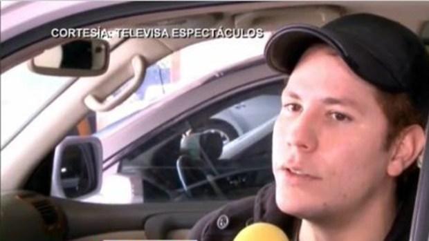 Video: Christian Chávez, 10 días internado