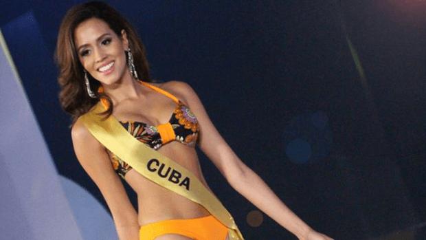 "Video: Miss cubana ganadora: ""soy una loca"""