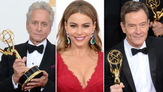 Video: Los Emmy, brilla lo mejor de la televisión