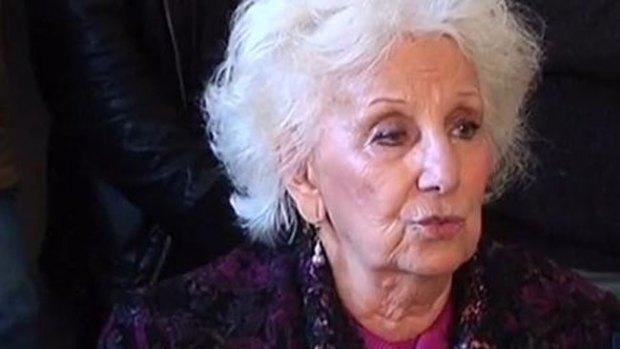 Video: Abuela halla a su nieto 36 años después
