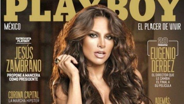 Video: Fabiola Campomanes en Playboy