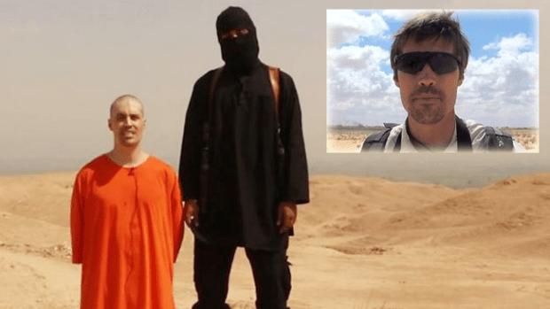 Video: ISIS decapita a periodista de EEUU