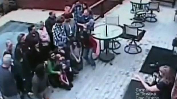 Video: Impresionante: foto termina en pesadilla