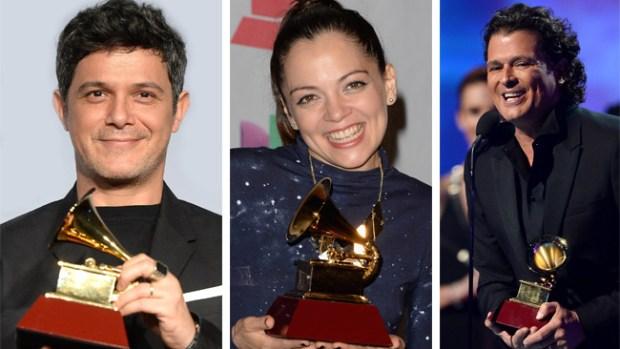 Video: Lo mejor de los Latin Grammy 2013