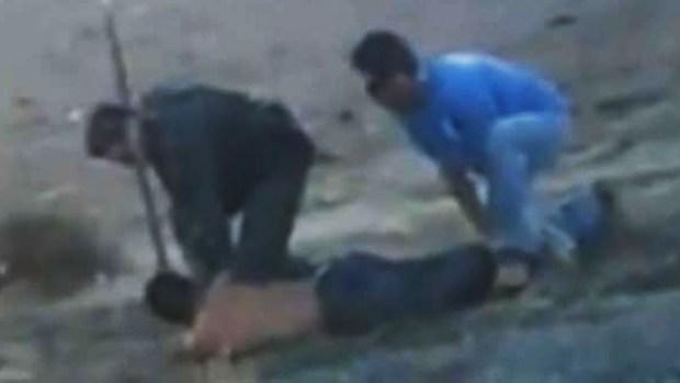 Video: Video muestra golpiza a inmigrante