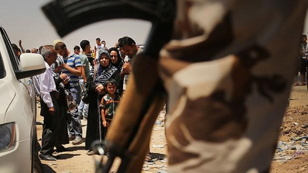 Video: EEUU informó de los ataques a Siria