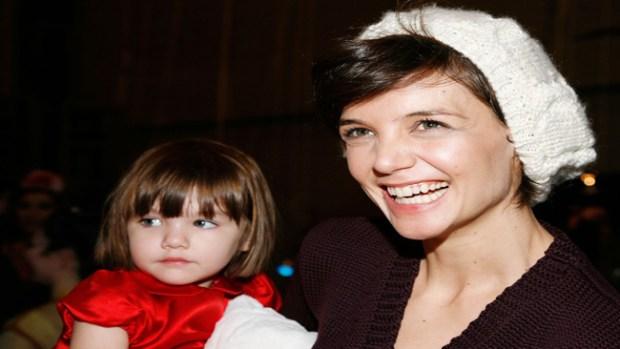 Video: Katie Holmes ya tendría novio