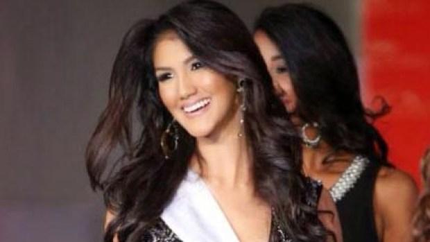 Video: Dominicana corona nueva Miss Universo