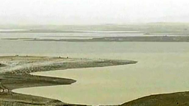 Video: Respiro de alivio durante sequía