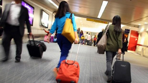 Video: Levantan bloqueo de vuelos a Israel