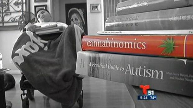 Video: Marihuana para niños enfermos
