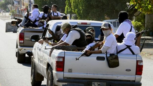 Video: Gobierno federal va a zona de violencia