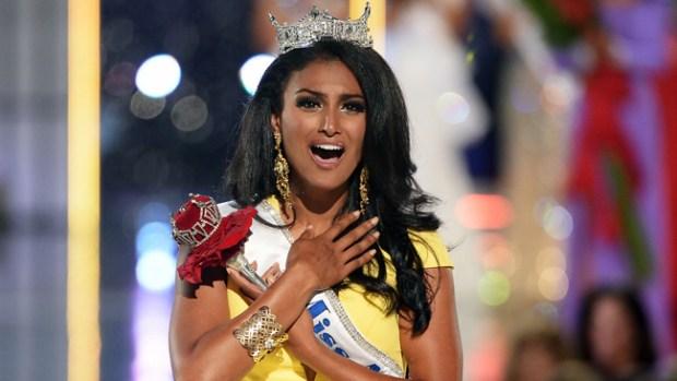 Video: Miss América en la mirilla de racistas