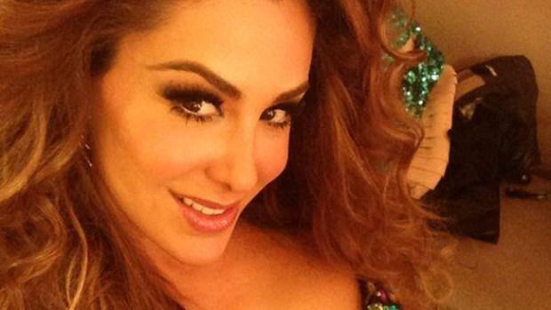 Video: Ninel, a insultos con la novia de Figueroa