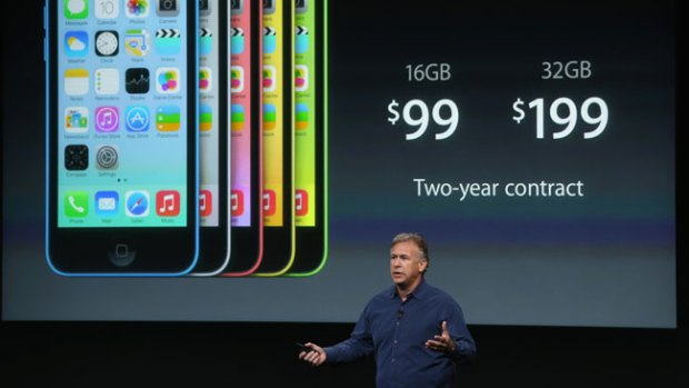 Video: Apple devela el iPhone 5S y 5C