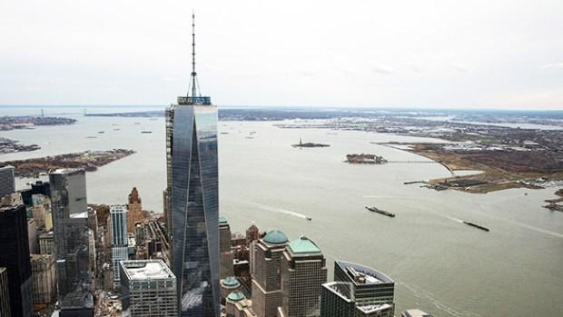 Video: El World Trade Center abre sus puertas