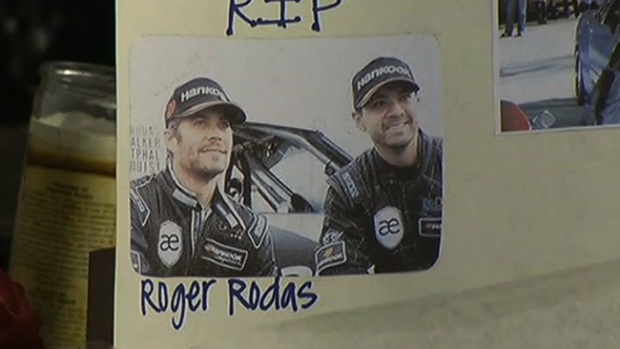 Video: Lloran a Paul Walker y su amigo Roger