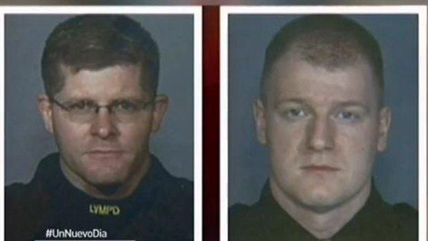 Video: 5 muertos en tiroteo, incluidos 2 policías