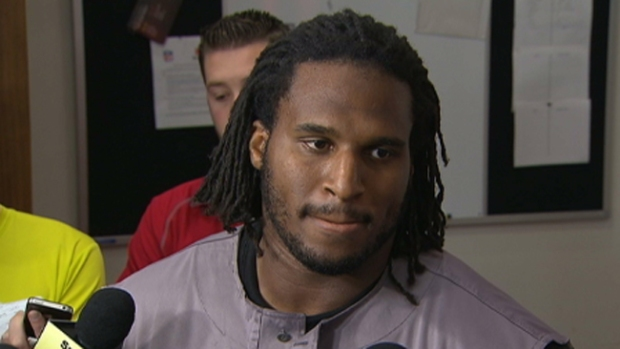 Video: Ray McDonald deja atrás problemas con la ley