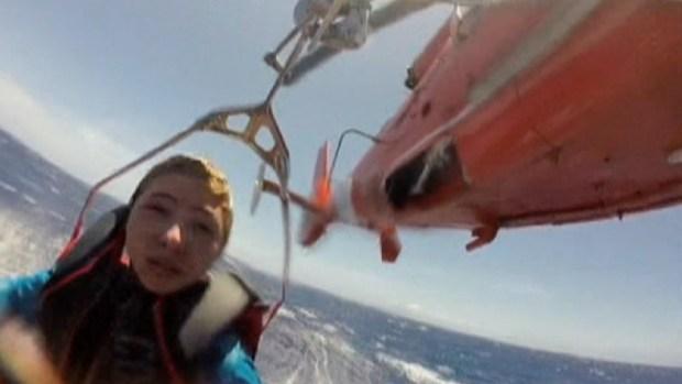 Video: ¡En video! Rescate como de película