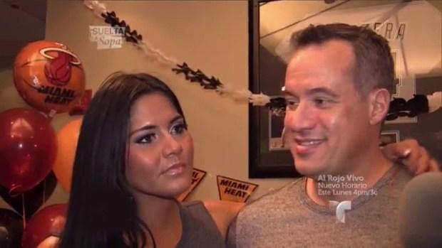 """Video: Ex de Maripily: """"Soy hombre íntegro"""""""