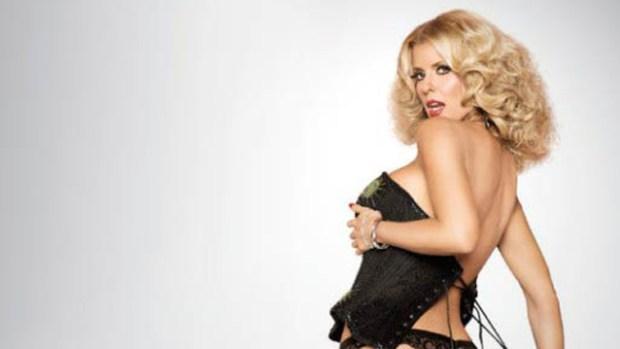 Video: Sissi Fleitas se desnuda para Playboy