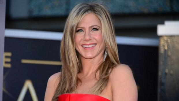 Video: OK Magazine: Jennifer Aniston, encinta